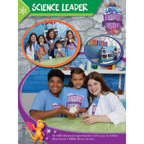 Vacation Bible School (Vbs) 2020 Knights of North Castle Science Leader - (Paperback) - image 1 of 1