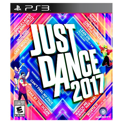 Just Dance 2017 PlayStation 3 - image 1 of 5