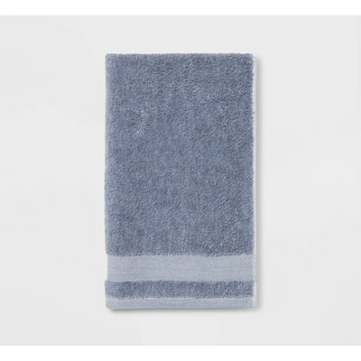 Solid Hand Towel Blue - Made By Design™