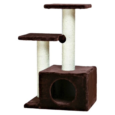 Trixie Valencia Cat Tree - Brown - image 1 of 2
