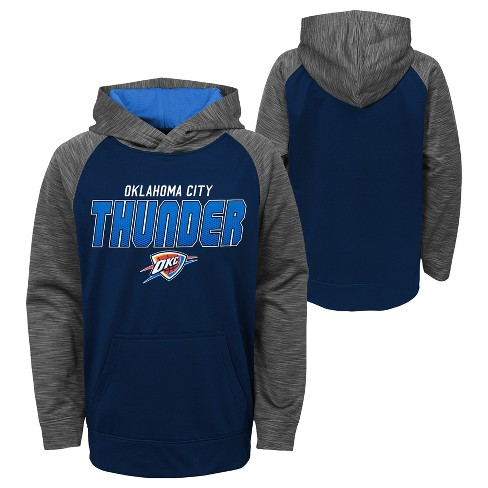 NBA Oklahoma City Thunder Boys' Jump Shot Performance Hoodie - image 1 of 3