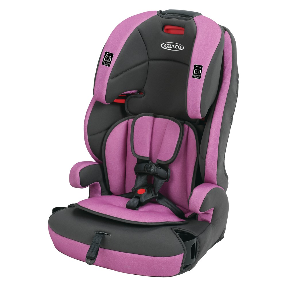 Image of Graco Tranzitions 3-in-1 Harness Convertible Booster Car Seat - Kyte