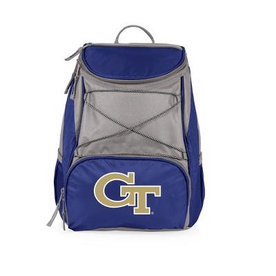 NCAA Georgia Tech Yellow Jackets PTX Backpack Cooler - Blue