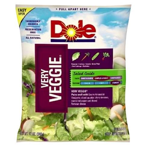Dole Fresh Very Veggie Blend - 10oz - image 1 of 3
