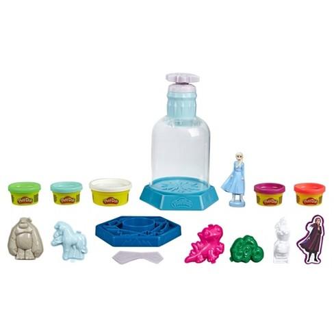Play-Doh Mysteries Disney Frozen 2 Snow Globe Playset - image 1 of 3