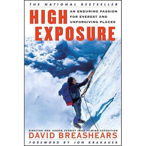 High Exposure - by  David Breashears (Paperback) - image 1 of 1