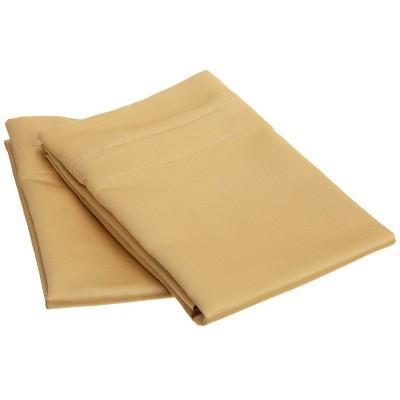 1000-Thread Count Cotton 2-Piece Pillowcase Set - Blue Nile Mills