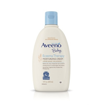 AVEENO® Baby Eczema Therapy Moisturizing Cream - 12oz