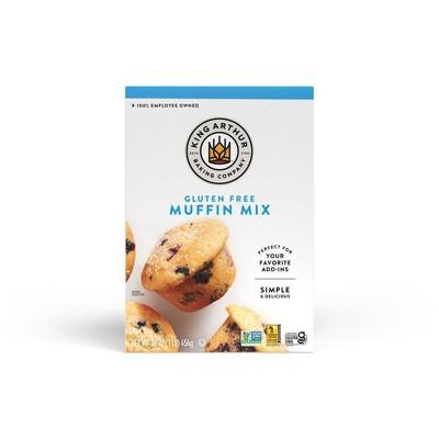 King Arthur Gluten Free Muffin Mix - 16oz