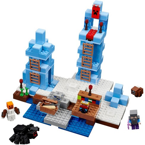 LEGO® Minecraft The Ice Spikes 21131 - image 1 of 12