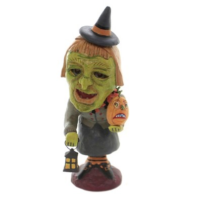 "Jorge De Rojas 10.5"" Witchy Woman Glow Halloween  -  Decorative Figurines"