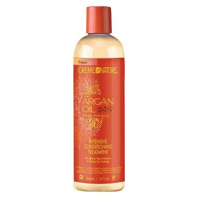 Creme of Nature Argan Oil Intensive Conditioning Treatment - 12 fl oz