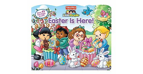 Easter Is Here! (Board) - image 1 of 1