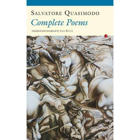 Complete Poems (None) - by  Salvatore Quasimodo (Paperback) - image 1 of 1