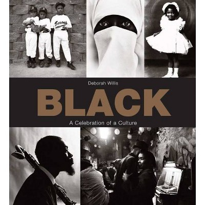 Black - by Deborah Willis (Paperback)