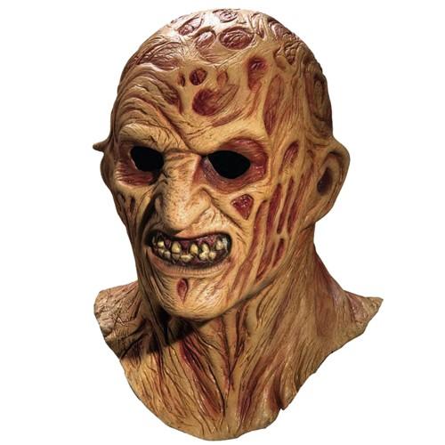 Men's Deluxe Freddy Krueger Overhead Latex Mask
