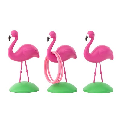 Antsy Pants Flamingo Ring Toss