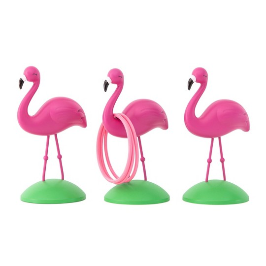 Antsy Pants Flamingo Ring Toss image number null