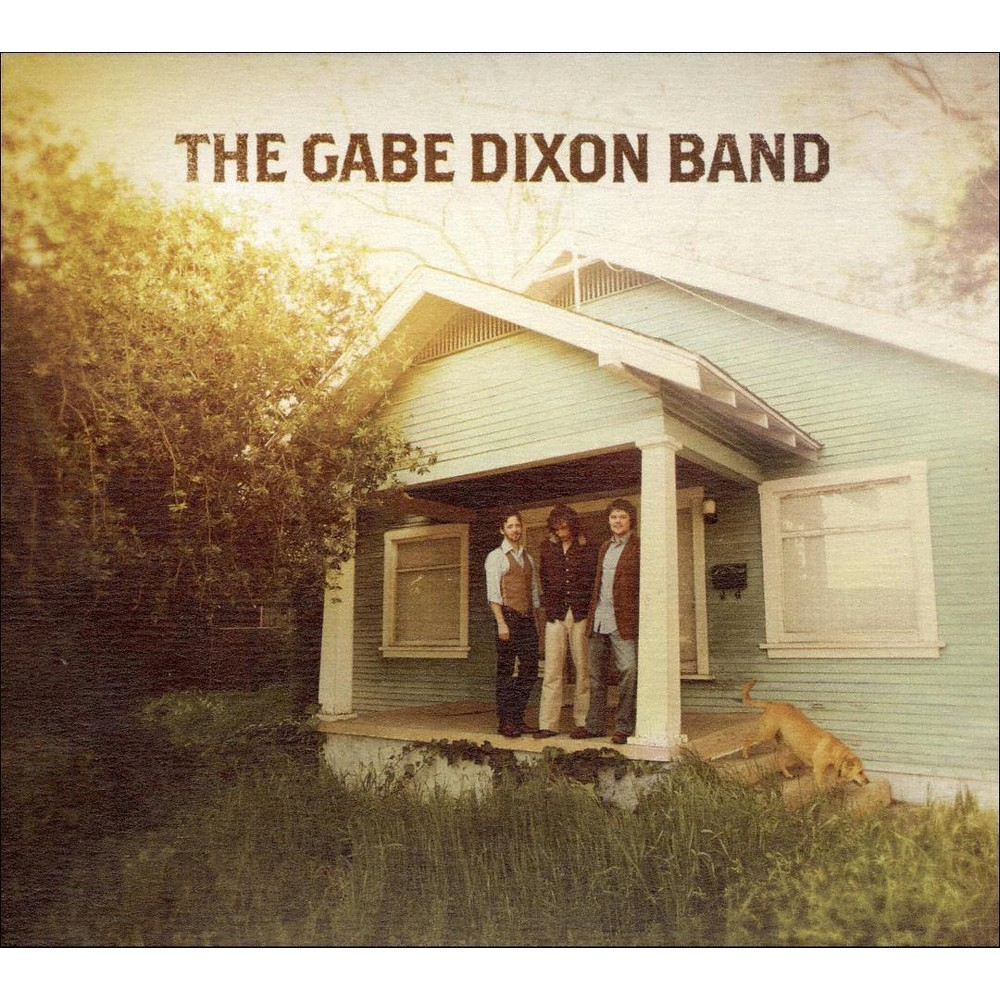 Gabe Band Dixon - Gabe Dixon Band (CD)