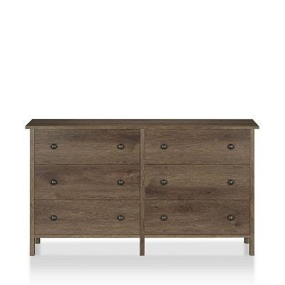 Cecilia 6 Drawer Dresser - miBasics