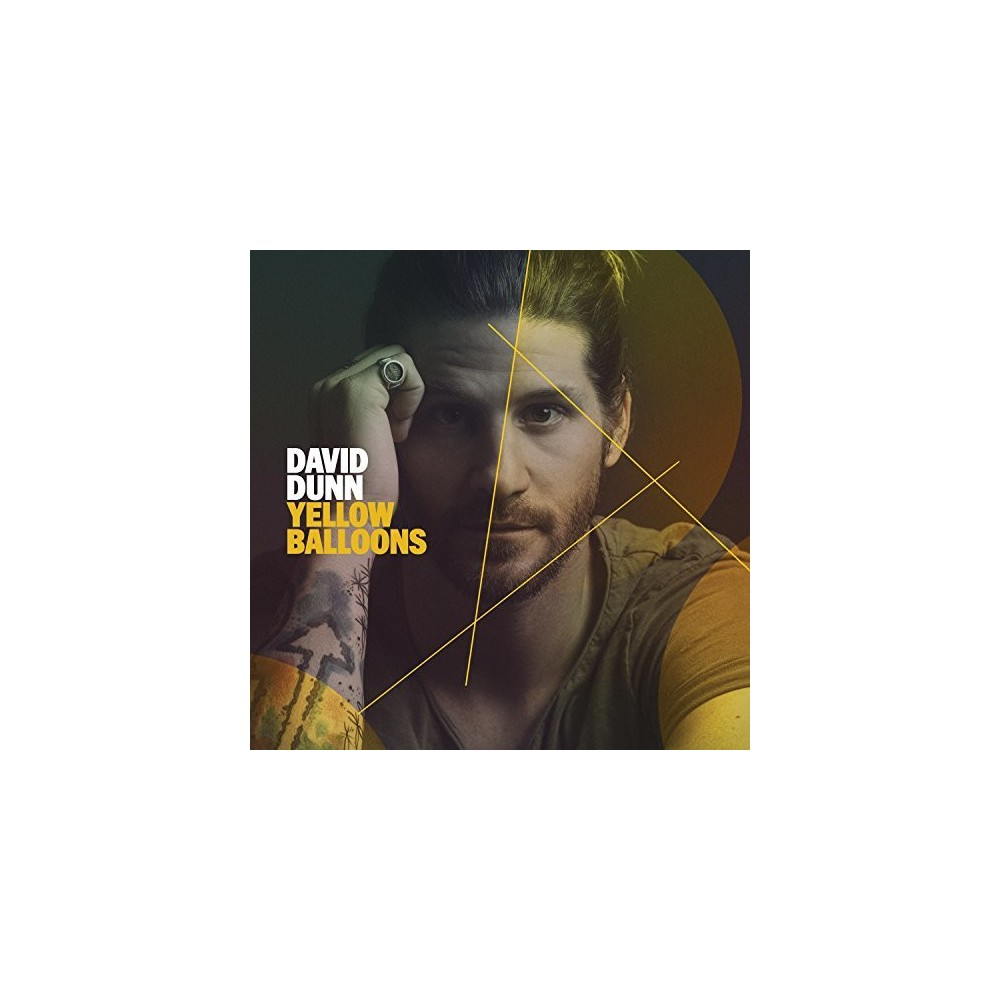 David Dunn - Yellow Balloons (CD)