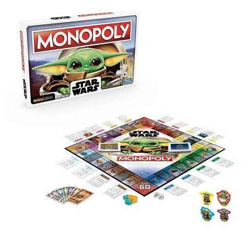 Mandalorian The Child Monopoly Game - image 1 of 4