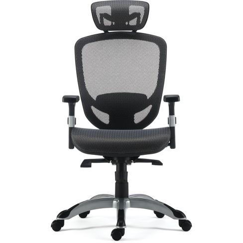 Staples Hyken Technical Mesh Task Chair Charcoal Gray 24328579 Target
