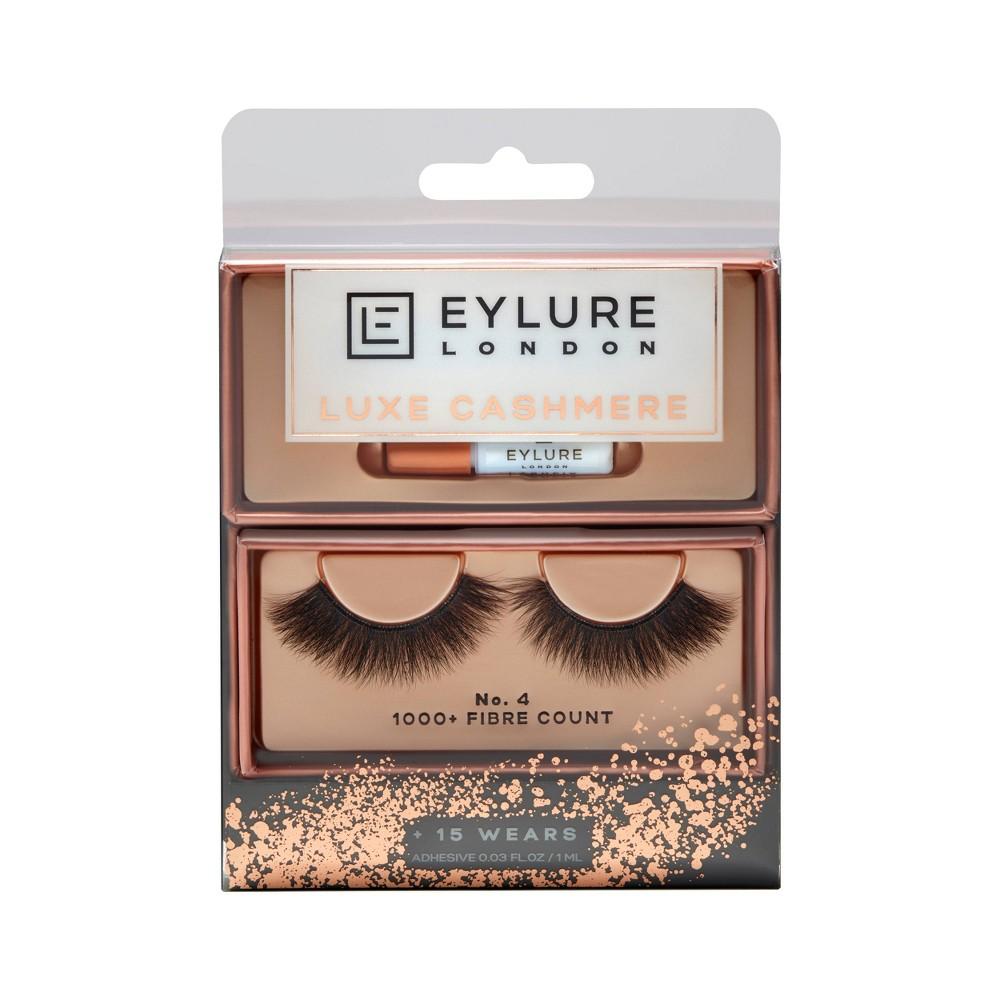 Image of Eylure False Eyelashes Luxe Cashmere No. 4 - 1pr