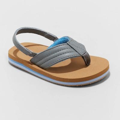 Toddler Boys' Bronx Slip-On Thong Sandals - Cat & Jack™