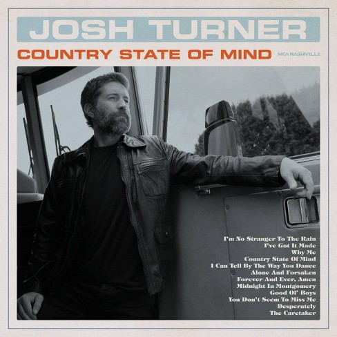 Josh Turner - Country State of Mind (CD) - image 1 of 1