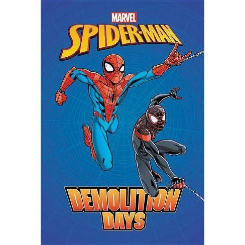 Spider-Man: Demolition Days - (Spider-Man Panini Digest) (Paperback) - image 1 of 1