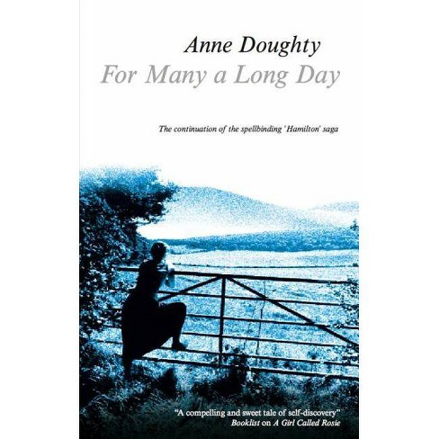 For Many a Long Day - (Hamilton Saga) by  Anne Doughty (Hardcover) - image 1 of 1