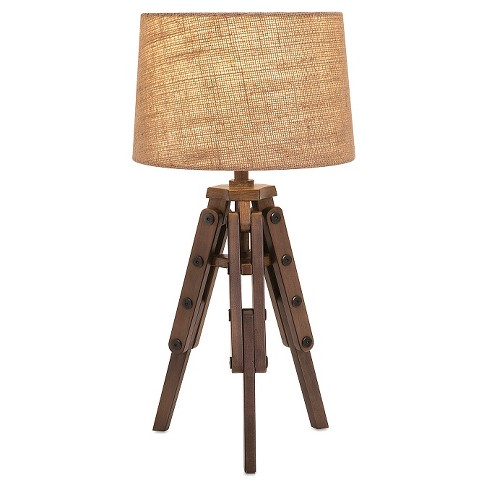 "Aurora Table Lamp - Brown (23.5"") - image 1 of 1"