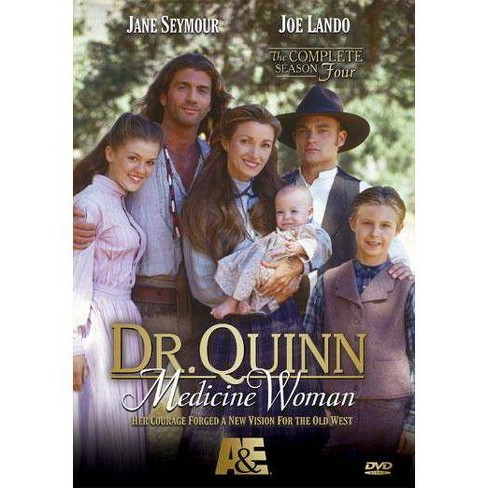 Dr. Quinn, Medicine Woman: The Complete Season Four (DVD) - image 1 of 1