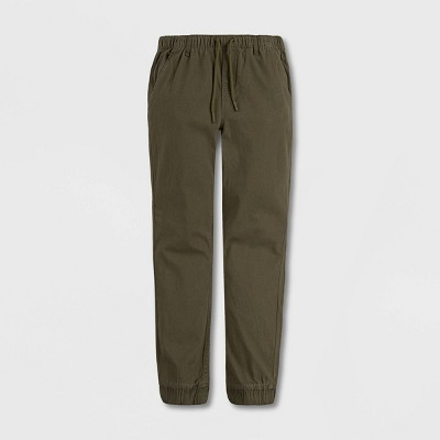 Levi's® Girls' Twill Jogger Pants