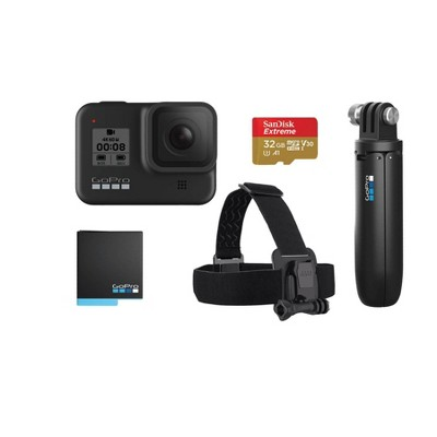 GoPro HERO8 Holiday Bundle