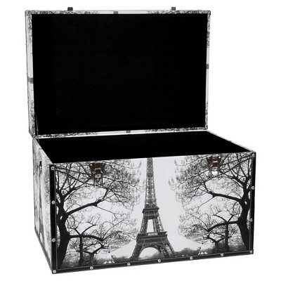 Paris Storage Trunk   Oriental Furniture : Target