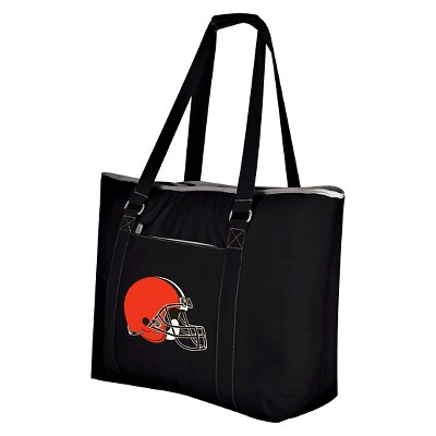 Cleveland Browns - Tahoe Cooler Tote by Picnic Time (Black)
