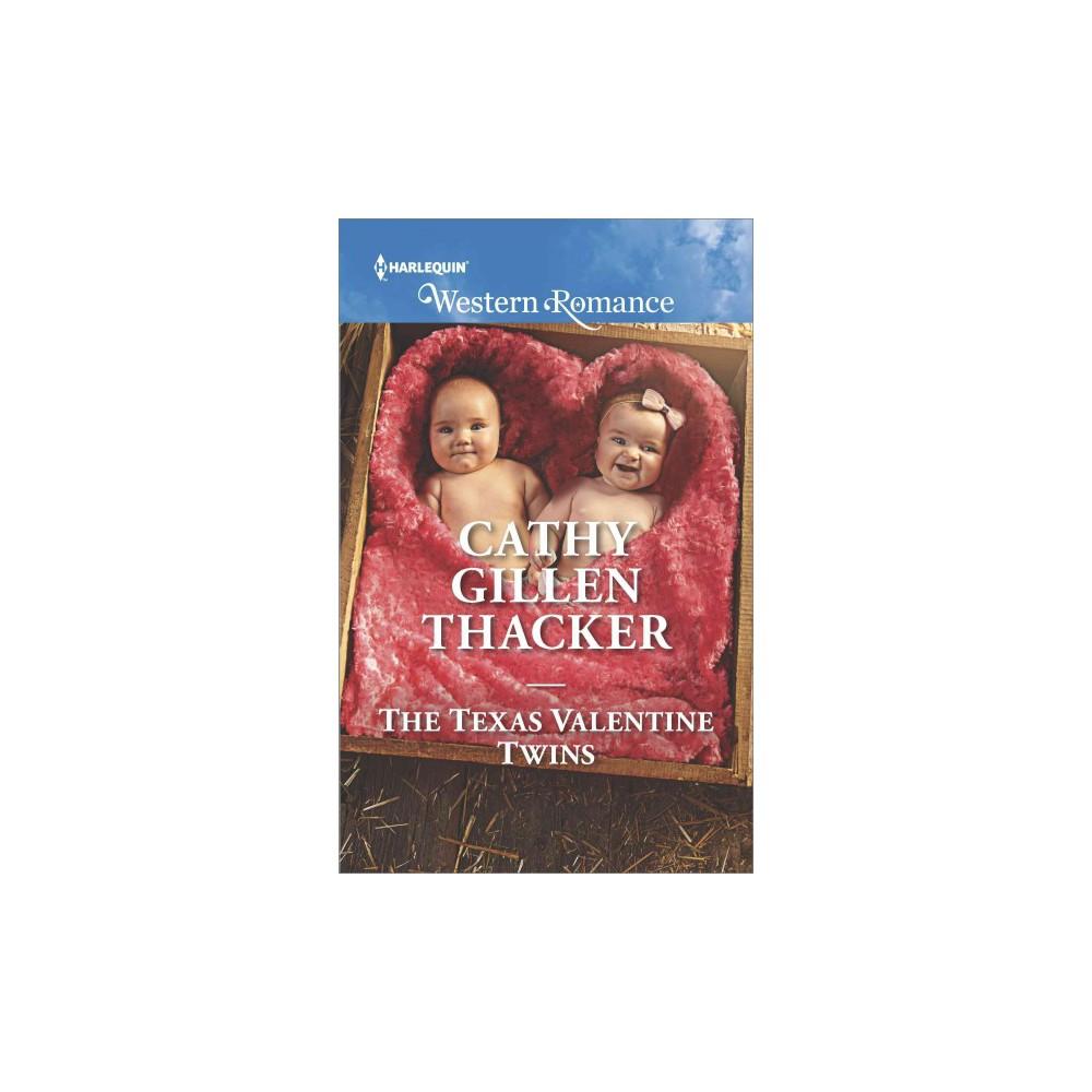 Texas Valentine Twins (Paperback) (Cathy Gillen Thacker)