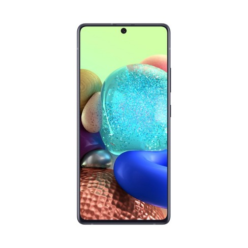 Samsung A71 5G Unlocked (128GB) - Black - image 1 of 4