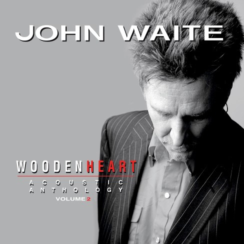 John Waite - Wooden Heart: Acoustic Anthology (Volume 2) (Autographed Target Exclusive) - image 1 of 1