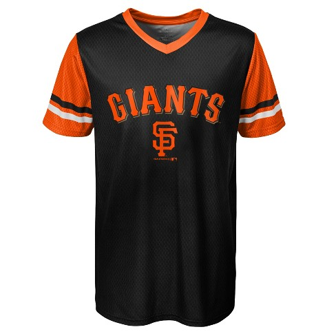 reputable site de286 a0caa MLB San Francisco Giants Boys' Homerun Sublimated Jersey