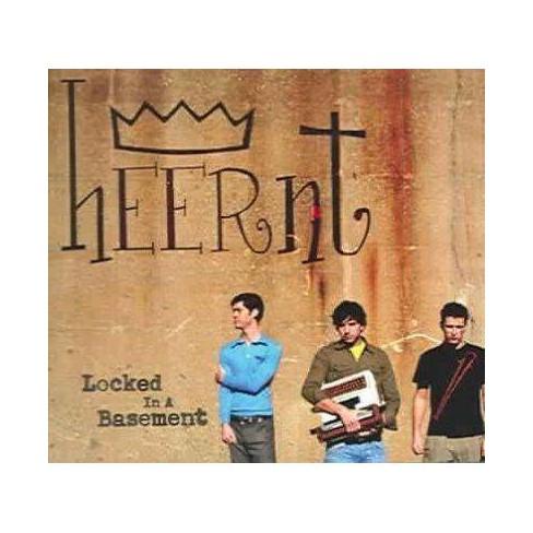 Heernt - Locked in a Basement (CD) - image 1 of 1
