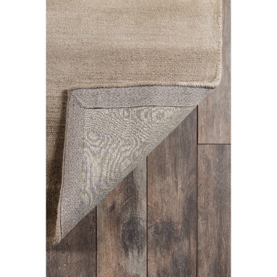 5'x8' Shapes Area Rug Taupe, Brown