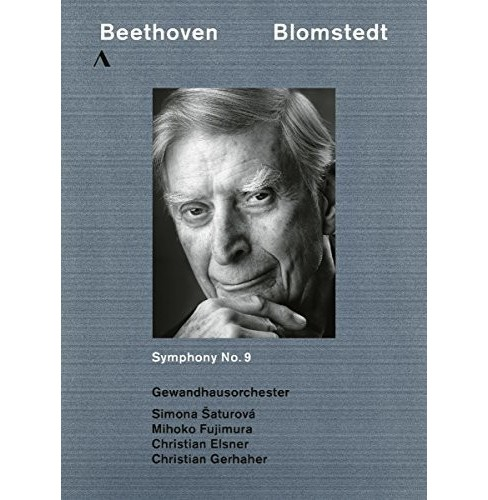 Beethoven:Symphony No 9 (DVD) - image 1 of 1