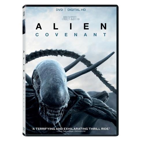 Alien: Covenant (DVD + Digital) - image 1 of 1