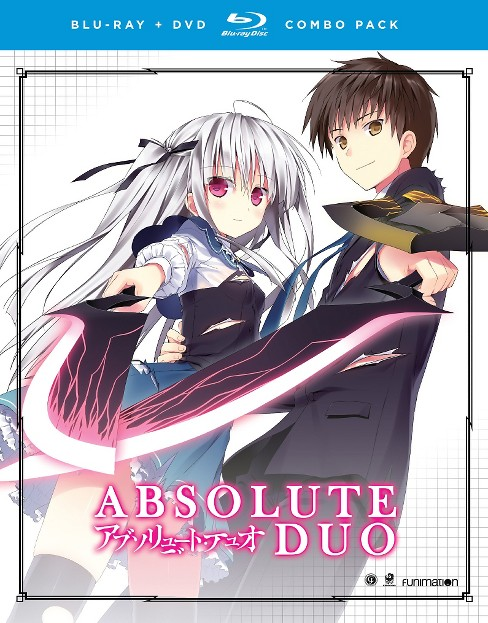 Absolute duo:Complete series (Blu-ray) - image 1 of 1