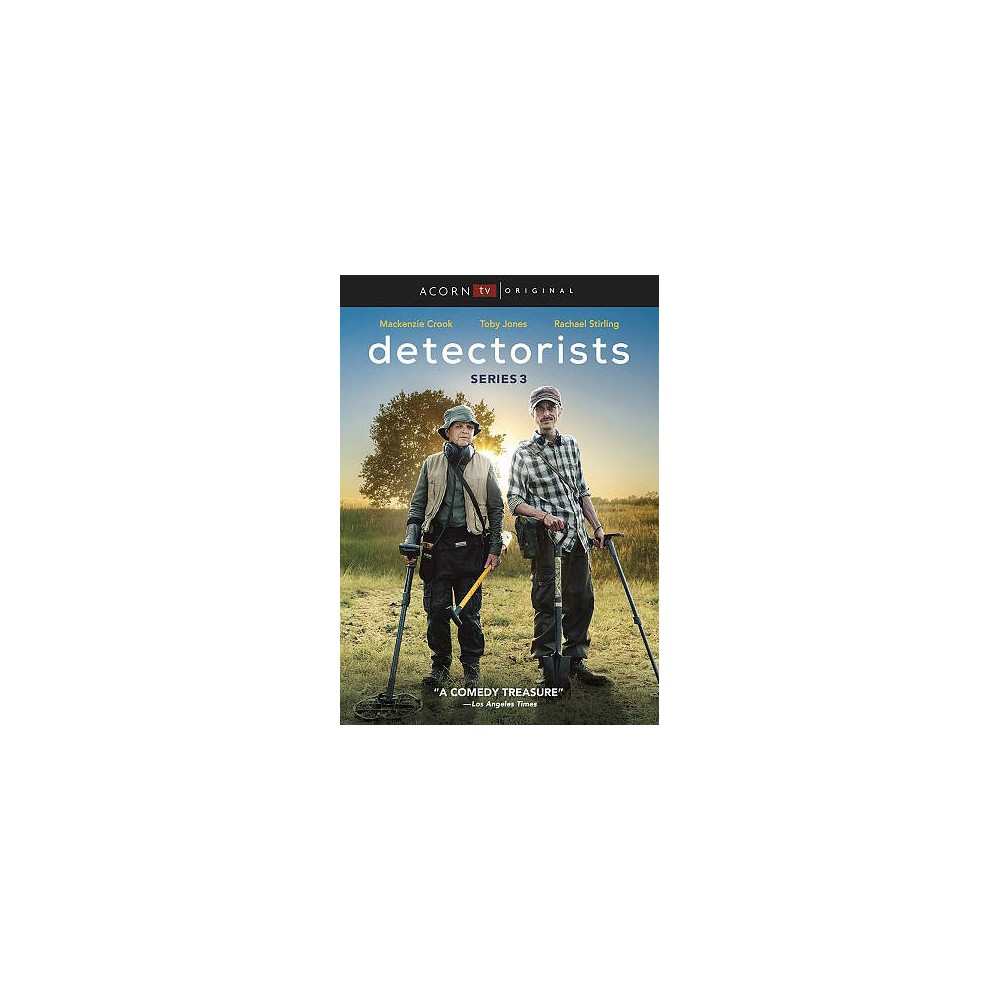 Detectorists:Series 3 (Dvd)