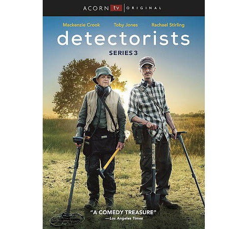 Detectorists:Series 3 (DVD) - image 1 of 1