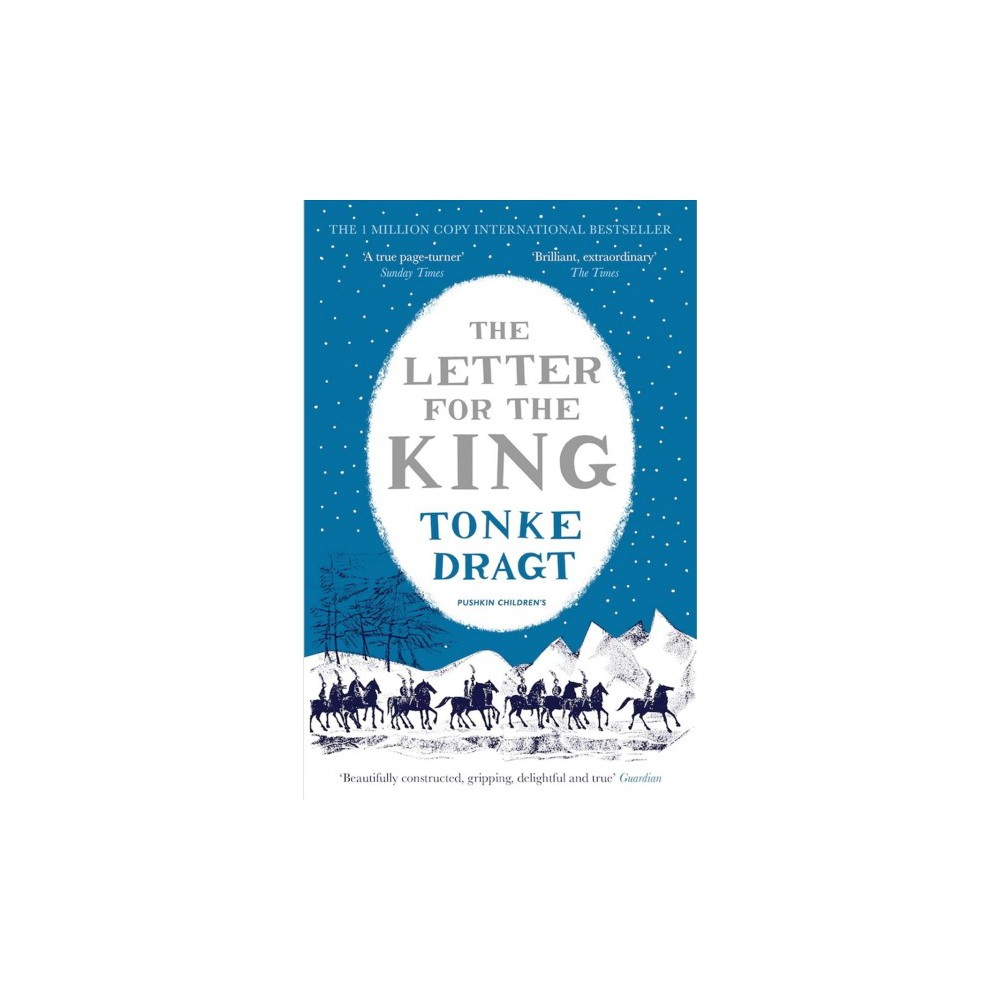 Letter for the King - by Tonke Dragt (Paperback)